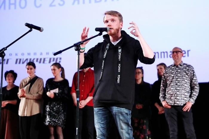Режиссер Борис Гуц рассказывает оситуации вкинобизнесе, новом фильме ипреподавании вШколе дизайна