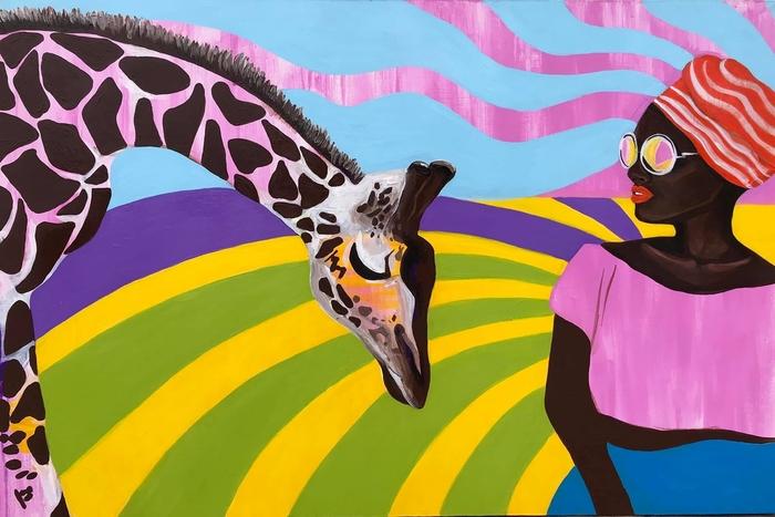 Победа студентки магистратуры вконкурсе «The Chelsea International Fine Art Competition»