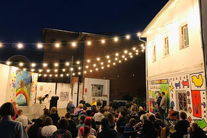 Фестиваль домашнего театра «Тарусские истории»
