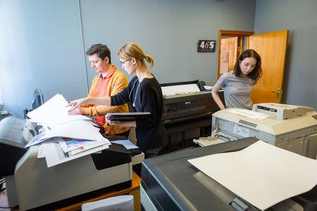 Препресс ицифровая печать