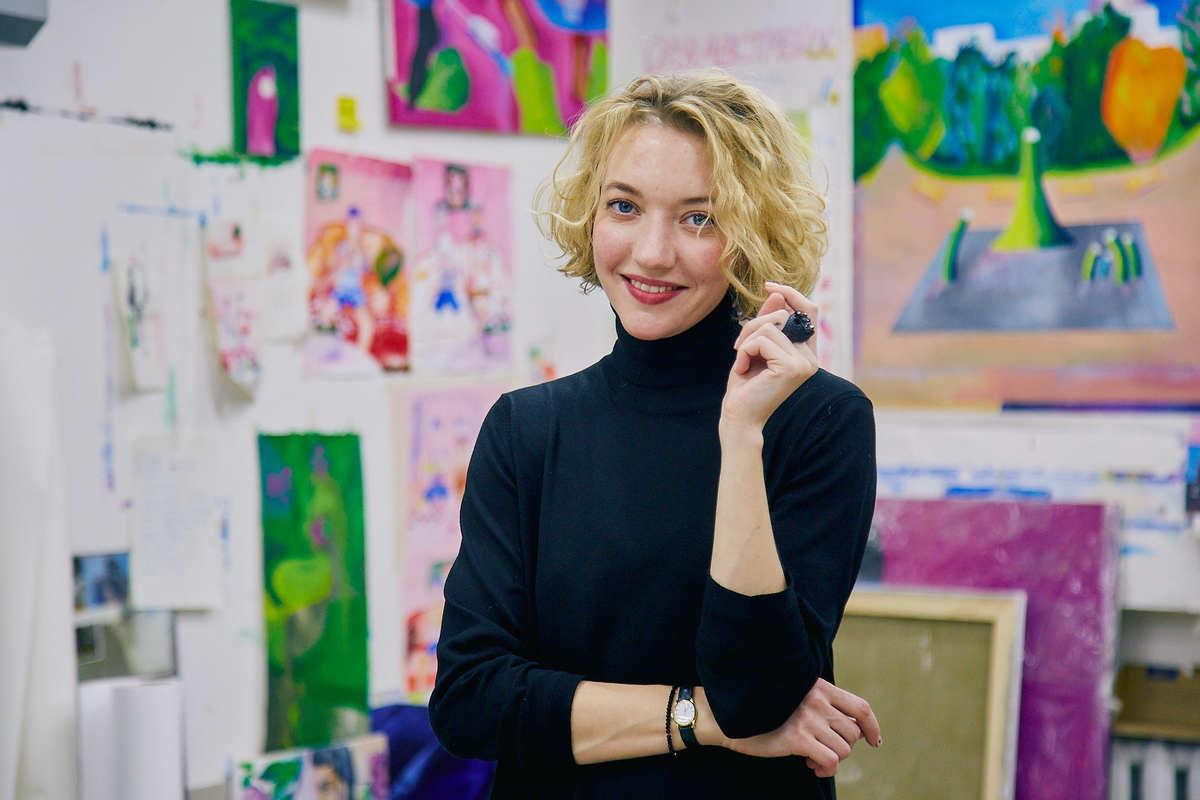 Мария Борисова (Севастьянова)