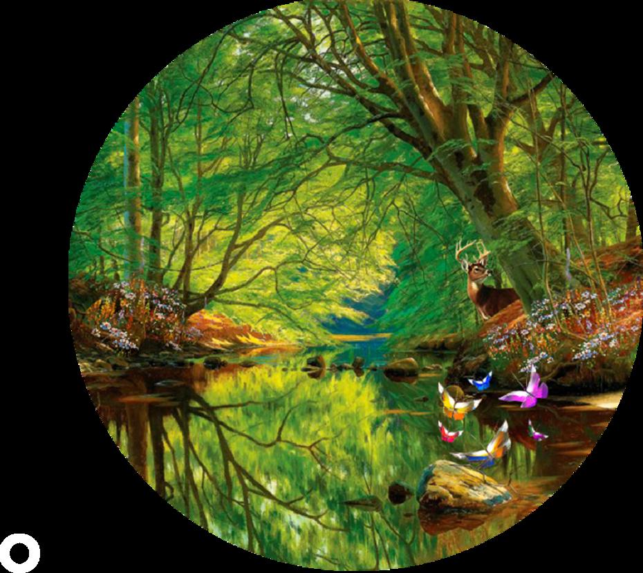 «Лесной олень»
