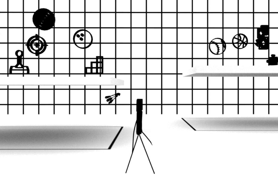 Диана Артемьева, анимация «Жизнь как игра»